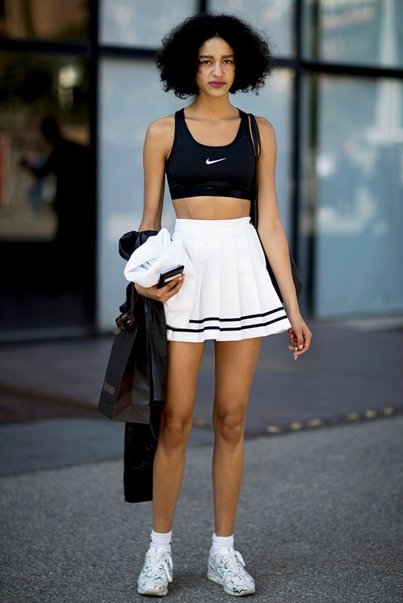 Here are 22 street style-approved miniskirt outfit ideas to keep yours looking fresh all spring and summer.
