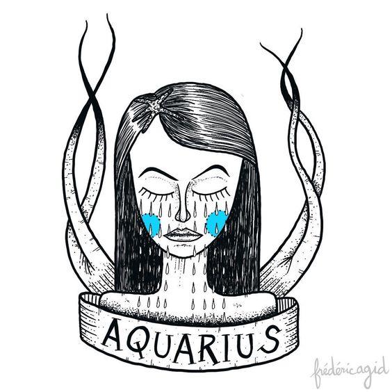 #aquariustattoo hashtag on Instagram • Photos and Videos