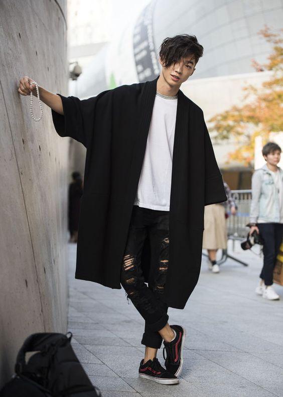 Уличная мода 2019