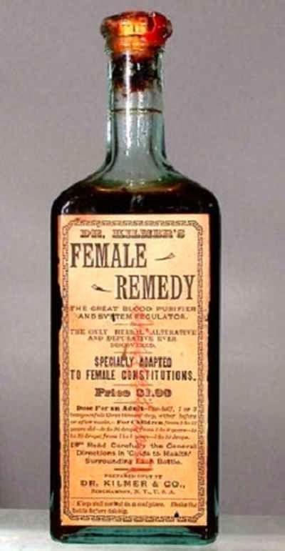 Fotografías de tratamientos médicos antiguos