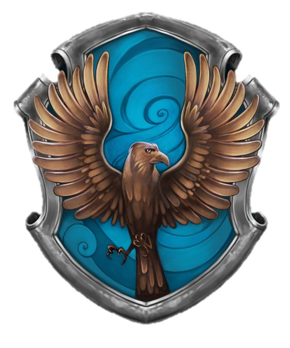 Ravenclaw Crest - Pottermore Wiki