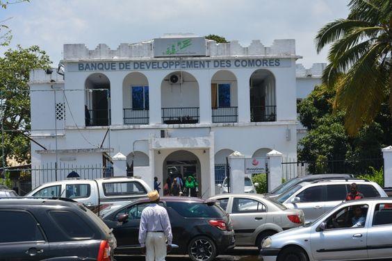 140 millions KMF évaporés à la Banque de développement des Comores, une femme arrêtée