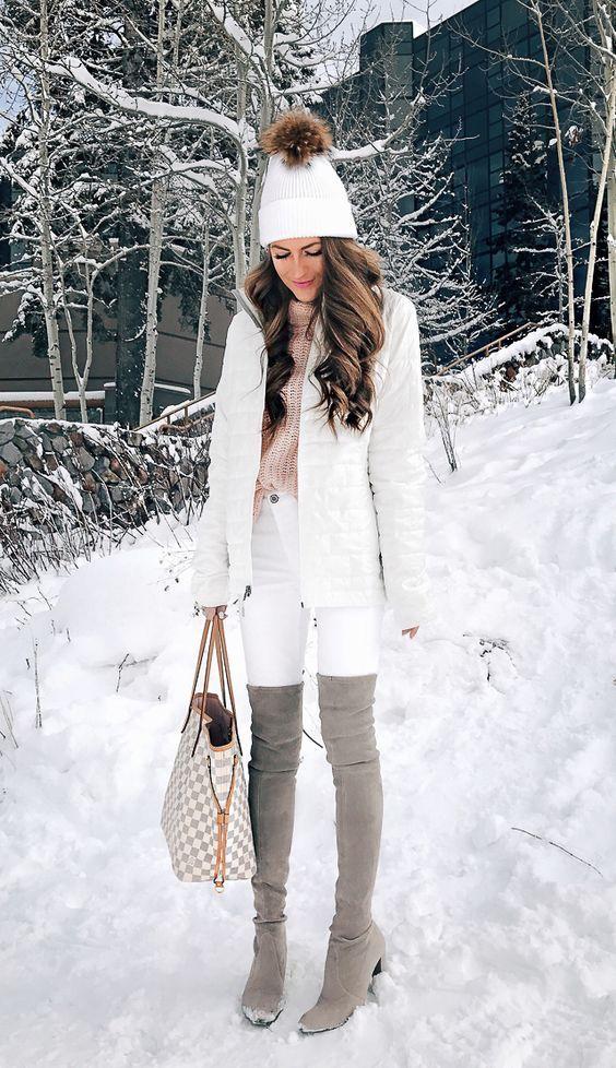 impresionante Como vestirse para esquiar 10 mejores conjuntos