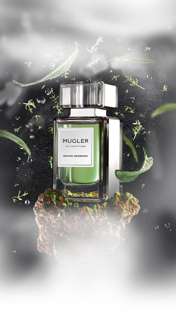 Mystic Aromatic Les Exceptions de Mugler