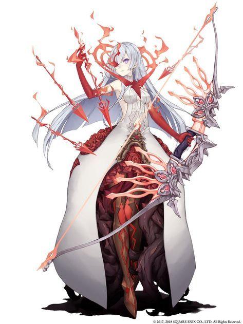 Demon : Archer : Andrealuphus
