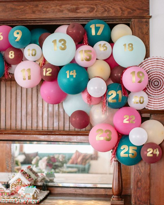 18 grandiose selbstgemachte Adventskalender