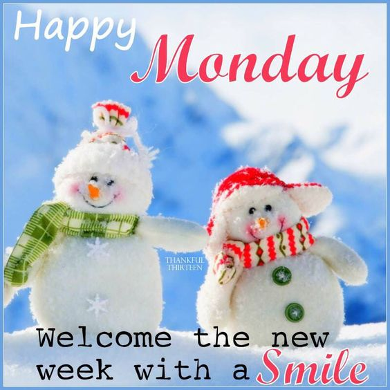 Happy Monday Welcome The New Week With A  &atilde;&Acirc;&#131;&Acirc;&#132;...<img src=