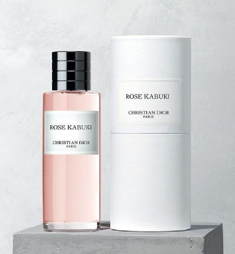 Rose Kabuki de Dior
