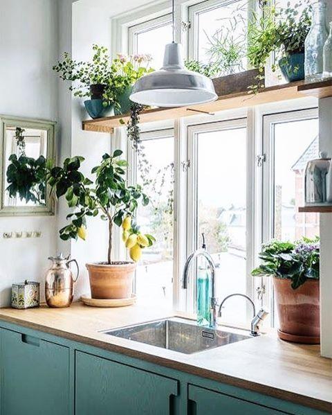Hello Segundona Linda... ☀️ #bomdia #cozinhaslindas #inspiring #inspiração #cozy #cosi_home