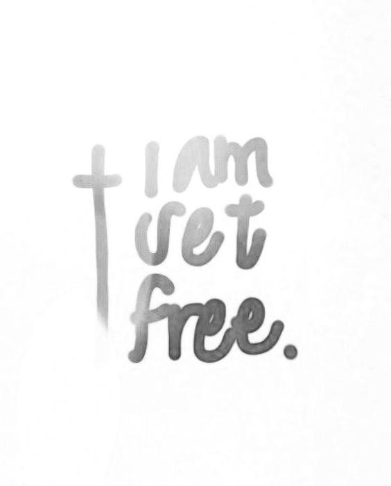 Jesus saved me.