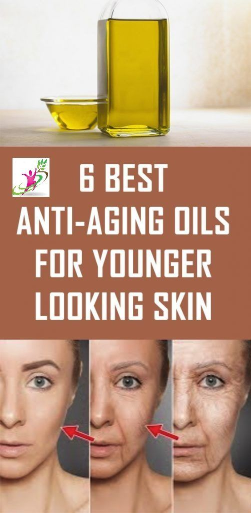 6 Best Anti-Aging Oils for Younger Looking Skin