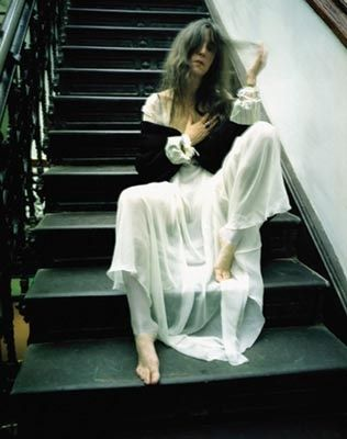 Style Icon: Patti Smith | L A Z Y C A T S T Y L E