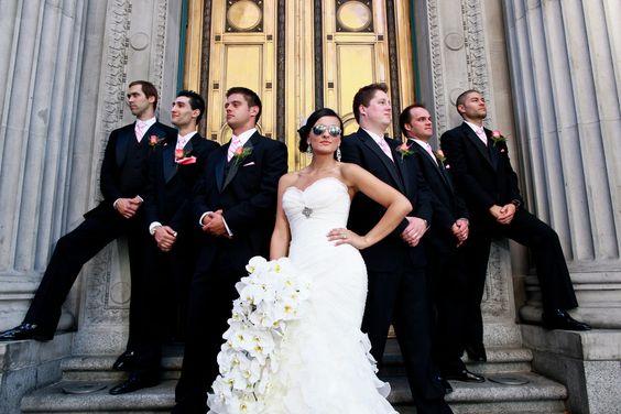 Award Winning Wedding Photographers   Vancouver, BC   The SnapKnot Blog