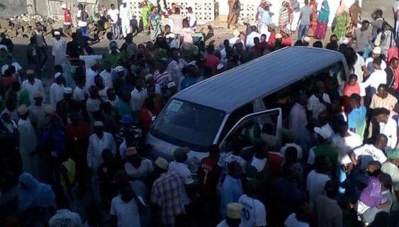 Plusieurs blessés dans un accident de circulation à Hahaya