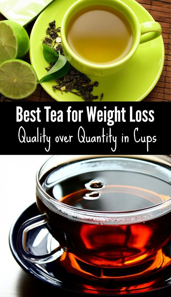 Everyone you know will tell you that drinking fluids, water and tea especially, helps you lose weight. And what happens from there on?