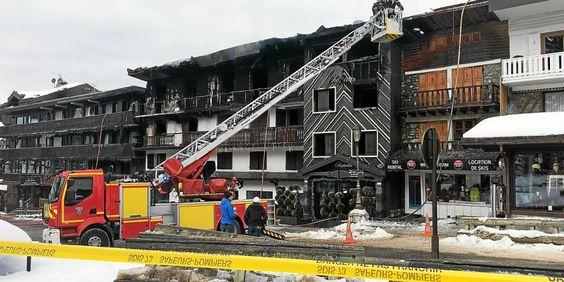France: 2 comoriens ont péri dans les flammes d'un immeuble en feu à Courchevel