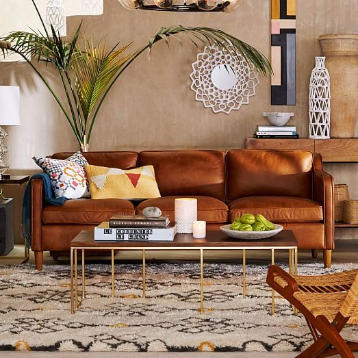 Chọn sofa góc văn phòng hiện đại nơi bán sofa da thật tphcm