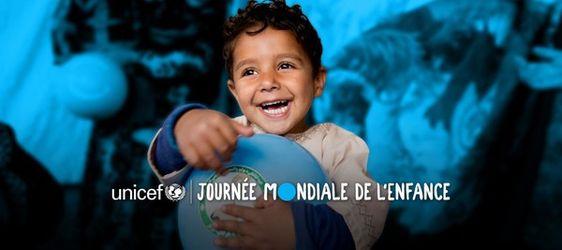 Journée internationale des droits de l'enfant 2018