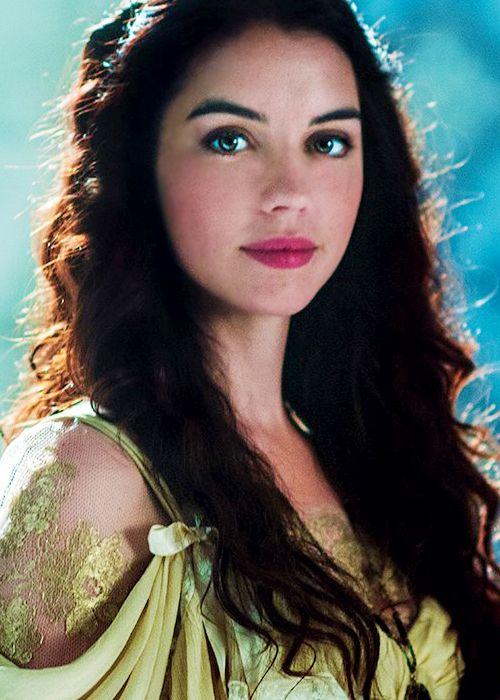 Princess Nikolai (Adelaide Kane is great for my heroine.)
