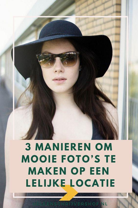 3 Manieren Om Mooie Fotos Te Maken Op Een Lelijke Locatie