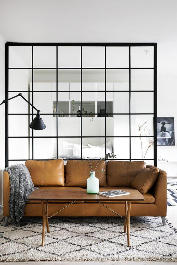 Chọn ghế sofa da tphcm cho phòng khách nhỏ hiện đại
