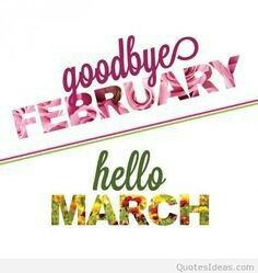 Hello March ... 6eb832dcf5d587a7494711cb5da67e61