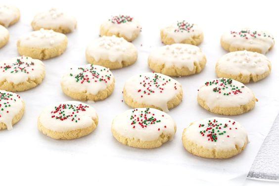 Low Carb Grain-Free Italian Christmas Cookies