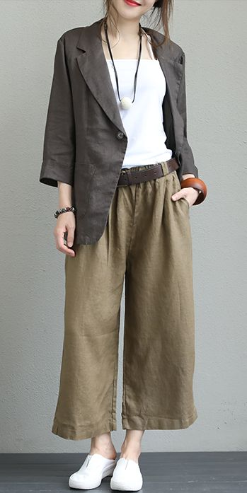 Insanely Cute Wide Leg Pants
