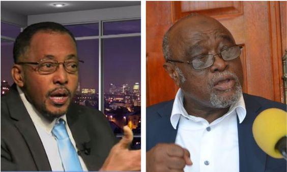 Présidentielles: les candidatures de Mamadou et Ibrahim Mohamed Soulé refusées par la courou-courou