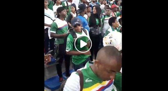 Les Comores perdent face au Maroc à cause de l'arbitre: un but à zero