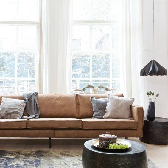 Mang thiên nhiên vào nhà cùng sofa da tphcm
