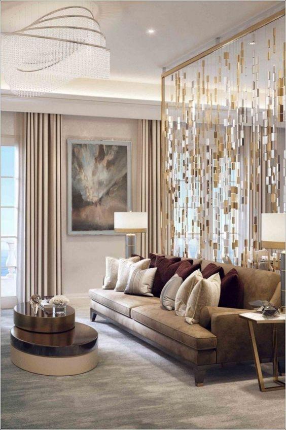 Unique Home Living Room