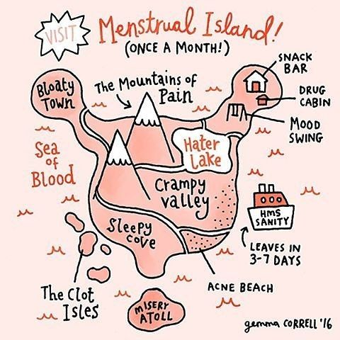 Sexual health & menstruation panel in NYC