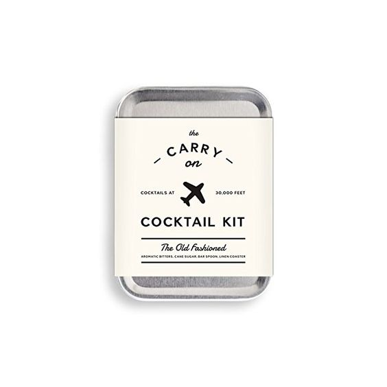 A cocktail kit