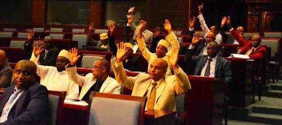Plénière de l'Assemblée Nationale: Quatre projets de lois adoptés à l'unanimité