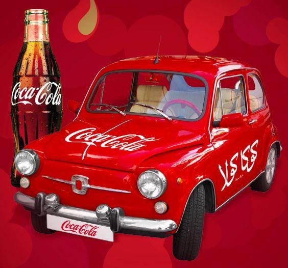 コカ・コーラとレトロカー