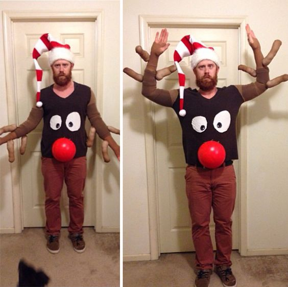 Ugly christmas sweater | foute kersttrui