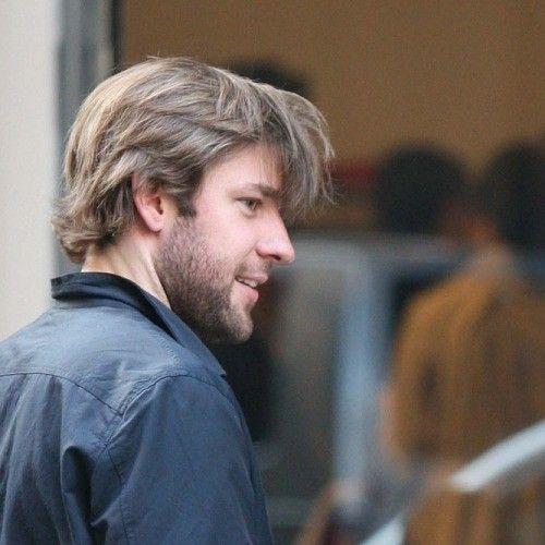 ジョン・クラシンスキーの髪型