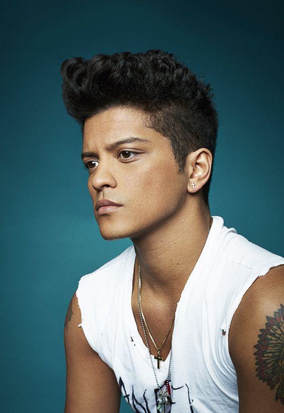 Bruno Mars Hair Hairstyles And Haircuts
