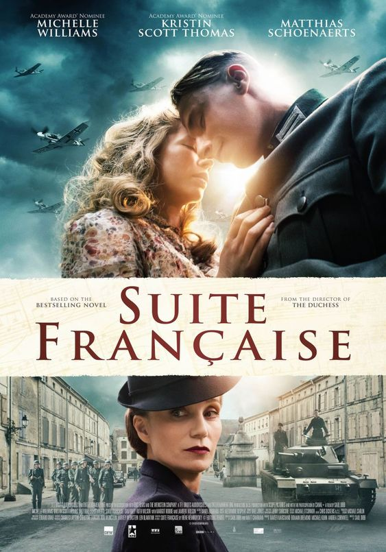 Suite Française (2014) - MovieMeter.nl