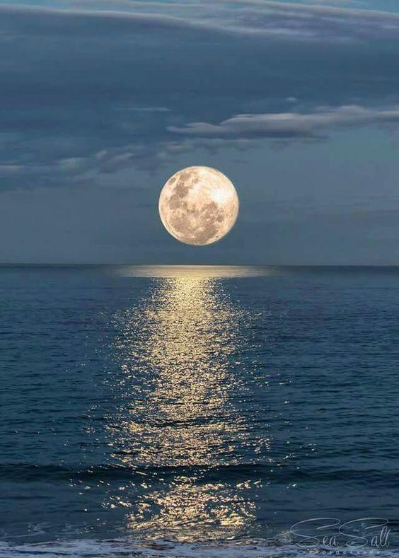 Ik ben dankbaar voor de maan