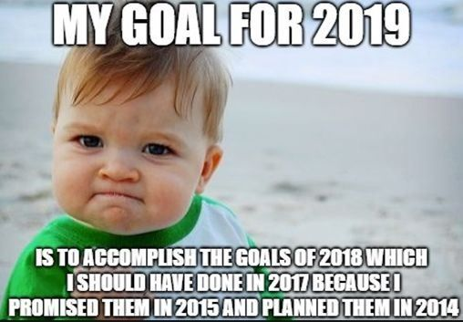 New year memes hilarious 2019 for friends and family.