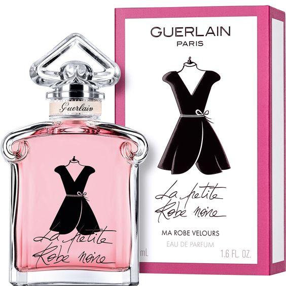 La Petite Robe Noire Ma Robe Velours de Guerlain