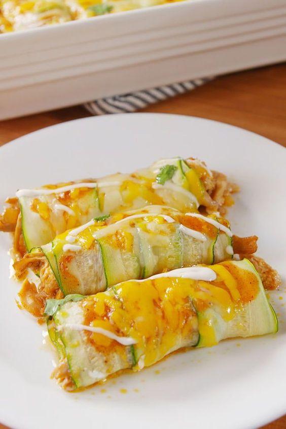 Best Zucchini Enchiladas Recipes