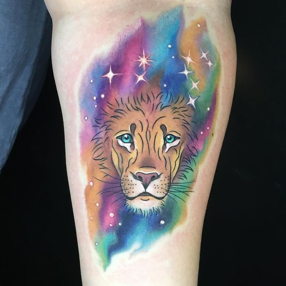 32 Tattoo Ideas To Showcase Your Pride Of Being A Leo