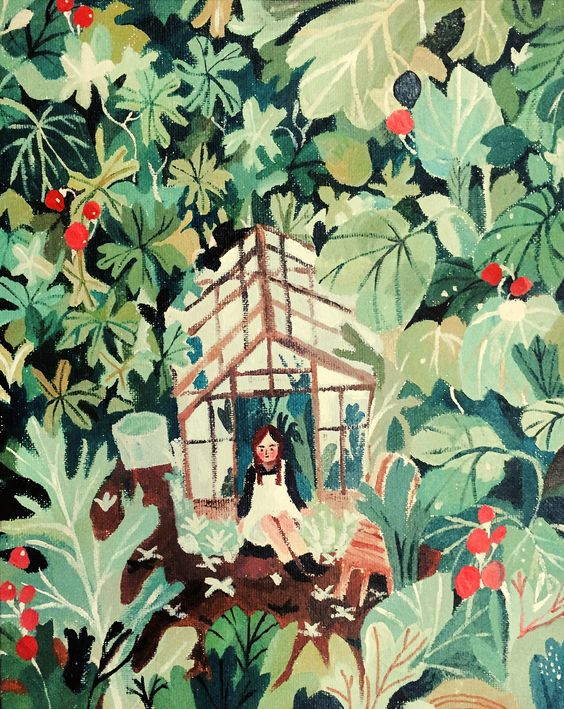 greenhouse on Behance