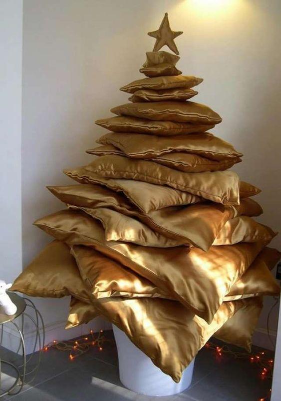 Albero di Natale fai da te (Foto) | PourFemme