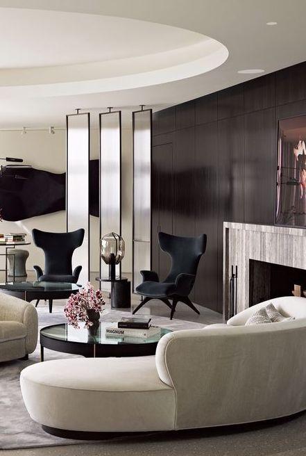 Trendy Home Living Room