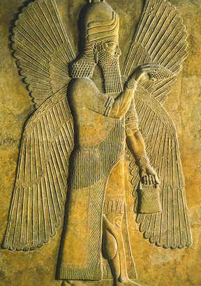 Anunnaki gods #ancientarchitecture