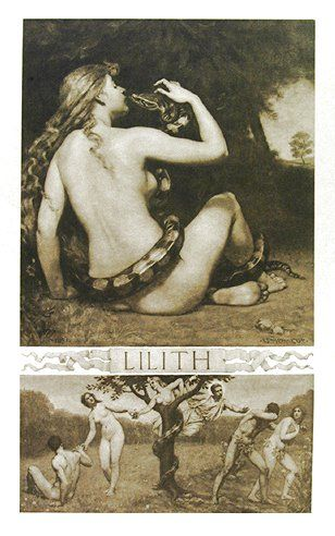 Genesis of Demons: Biblical Lillith: The Mother of the Nephilim Demons